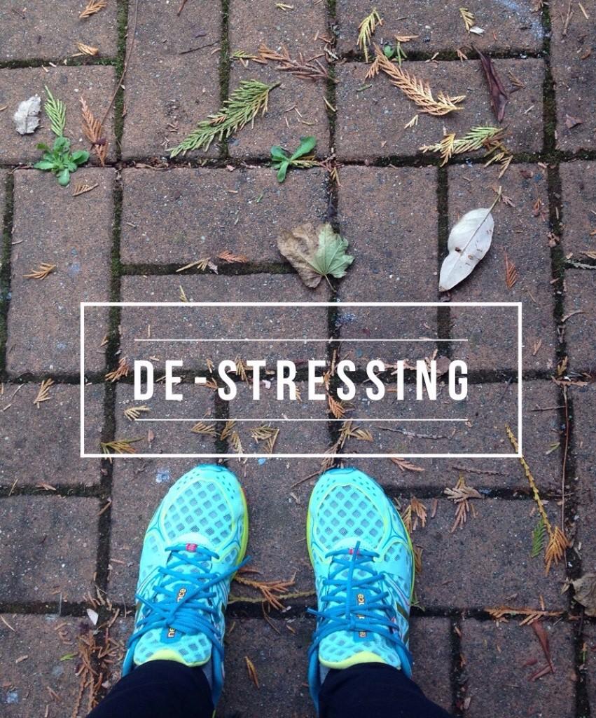 de stressing